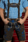 Mobile Preview: Kurze Puntigamer Lederhose