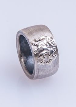 Steirischer Panther Ring